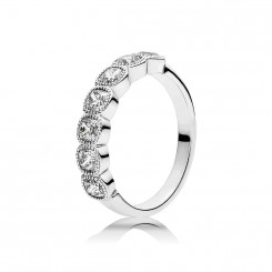 Alluring Cushion Ring