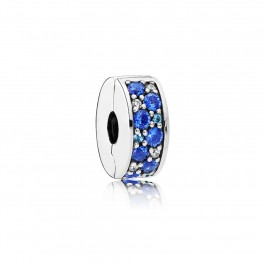 Blue Mosaic Shining Elegance