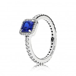Blue Timeless Elegance