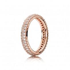 Opulent Allure Rose ring