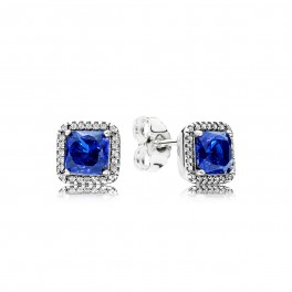 Blue Timeless Elegance earring