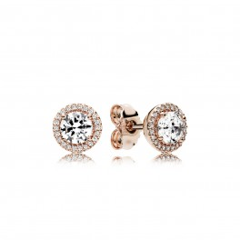 Classic Elegance Rose earring
