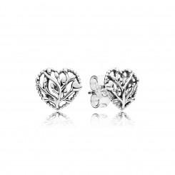 PANDORA Flourishing Hearts earring
