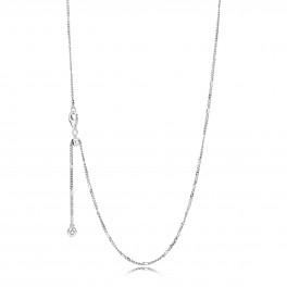 PANDORA Sterling silver halskæde