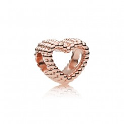 PANDORA Rose Beaded Heart
