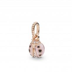PANDORA Rose Lucky Pink Ladybird Vedhæng