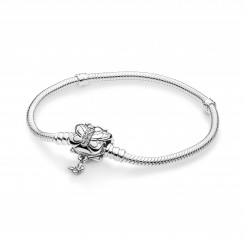 PANDORA Moments Silver Armbånd, Decorative Butterfly