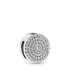 PANDORA Reflections Dazzling Elegance Clip Charm