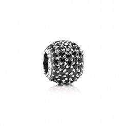 Black Pavé Ball