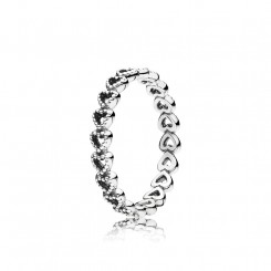 PANDORA Band of Hearts Ring