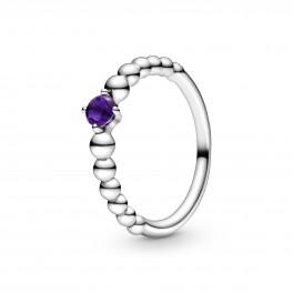 Lilla Kuglebesat Ring