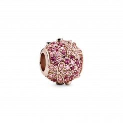 Pandora Daisy Rose Fancy Fairytale Charm