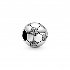 Funklende Fodbold Charm