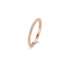 SPIRIT ICONS Chic Rustic Rosa Ring 1,5 mm