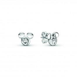 PANDORA Disney Mickey & Minnie Silhuet Ørestikker